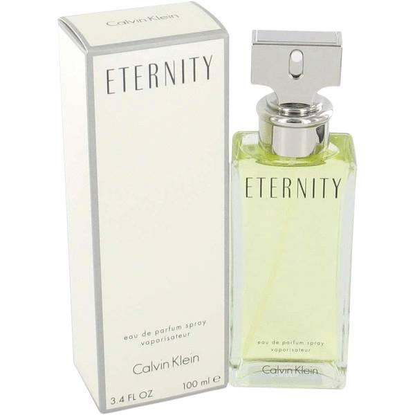 Eternity Perfume for Women by Calvin Klein